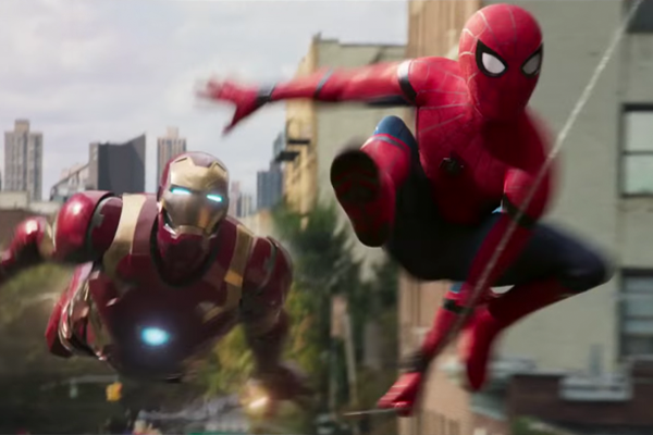 Spider-Man Homecoming Iron Man