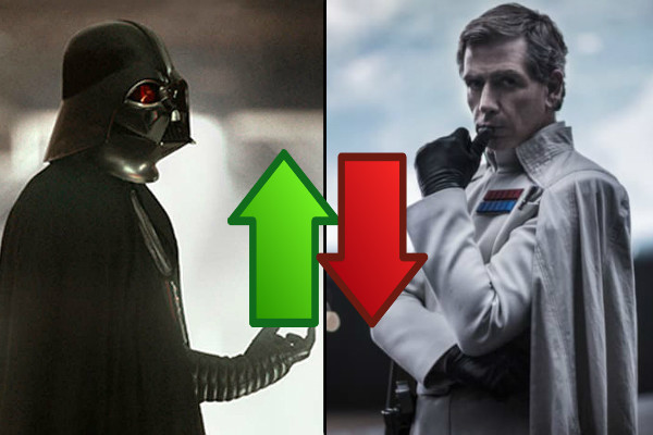 Rogue One Ups Downs