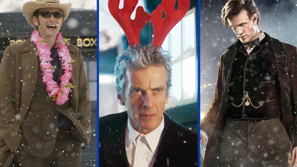 Doctor Who Christmas Special 2016.Doctor Who Every Christmas Special Ranked From Worst To Best