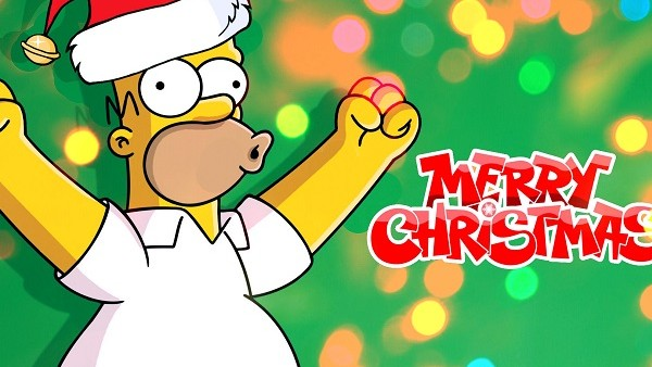 Christmas Simpsons.The Simpsons All 15 Christmas Episodes Ranked