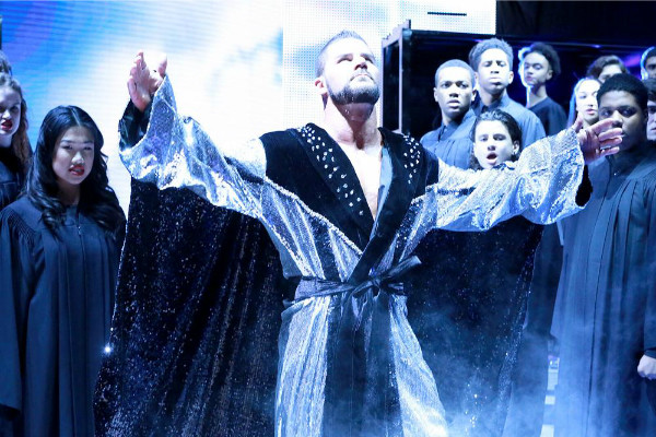 26 Bobby Roode Entrance NXT Toronto