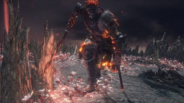 dark souls 3 soul of cinder