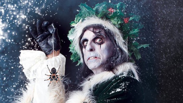 alice cooper santa claus is coming to town