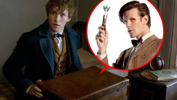 Fantastic Beasts: 10 Ties To Doctor Who You Might Have Missed