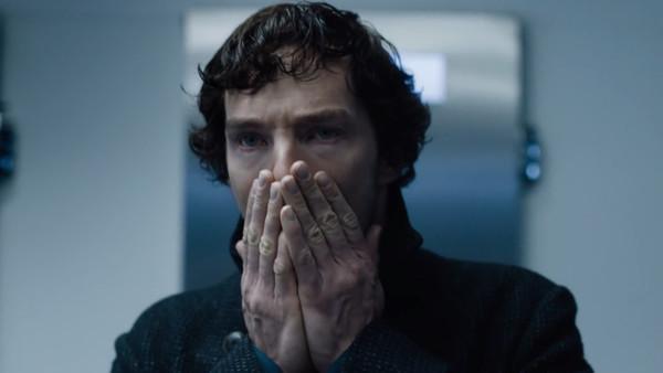 Benedict Cumberbatch Sherlock Trailer