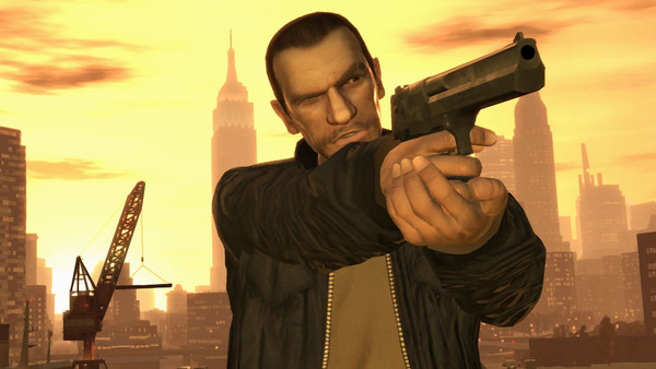 Niko bellic gta iv 4