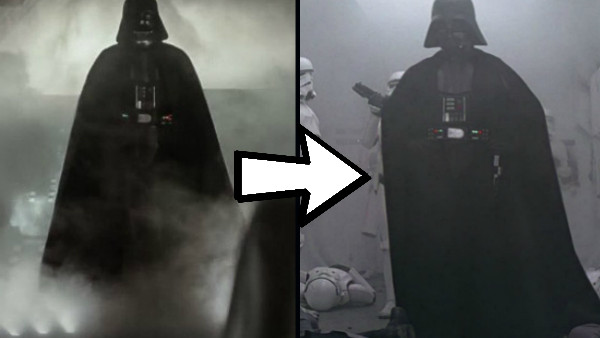 Star Wars Rogue One 10 Ways It Changes A New Hope
