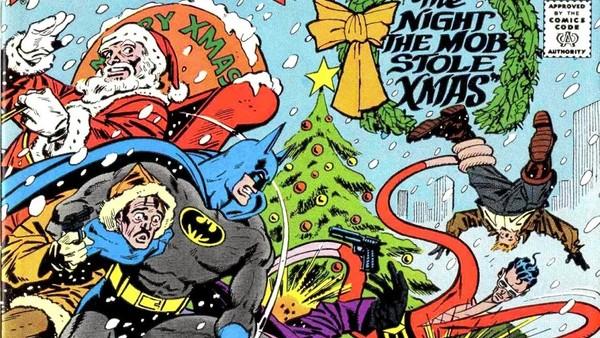 Batman Christmas.5 Best Batman Christmas Stories