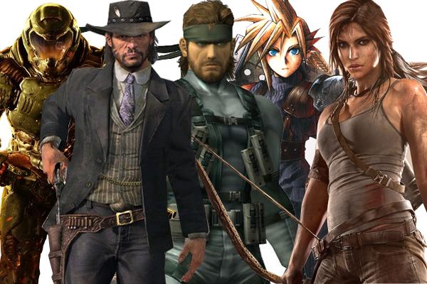 video game heroes