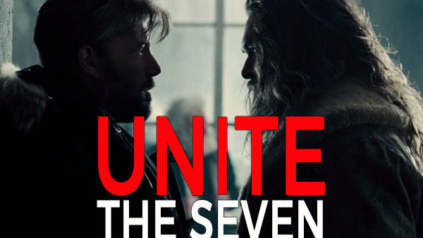 Justice League Unite The 7