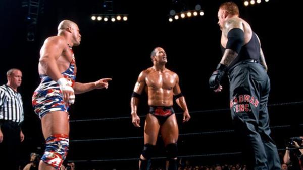 10 Best WWE Triple Threat Matches