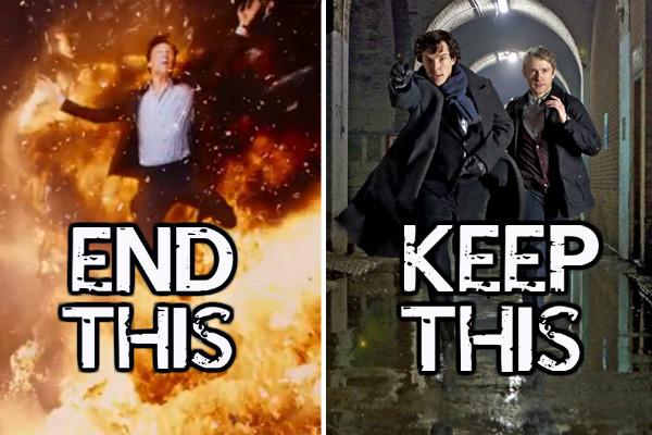 Sherlock End Continue