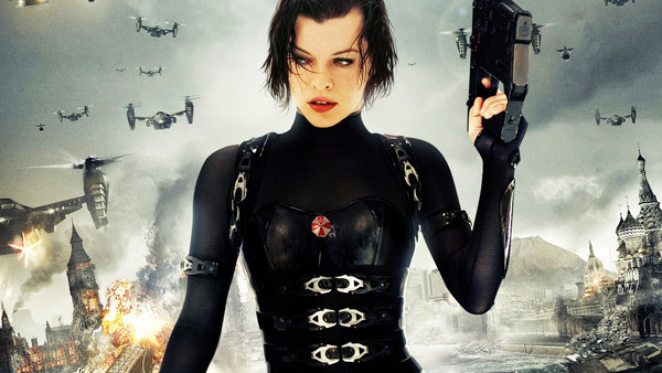 Resident Evil: 10 Best Movie Characters