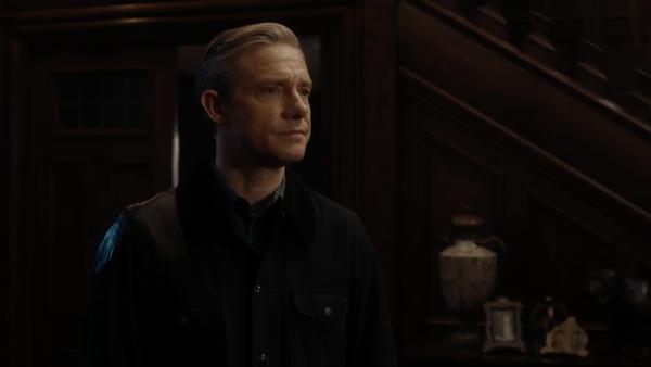 Sherlock Watson 221B Baker Street Explosion