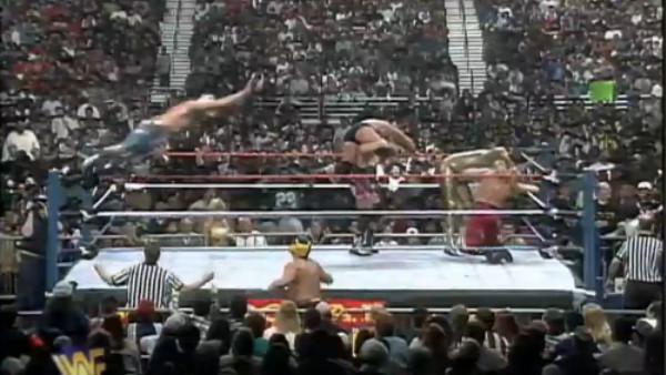 Mil Mascaras Royal Rumble 1997