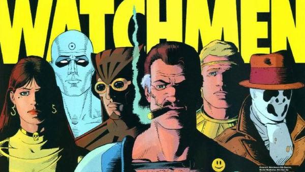 Watchmen team