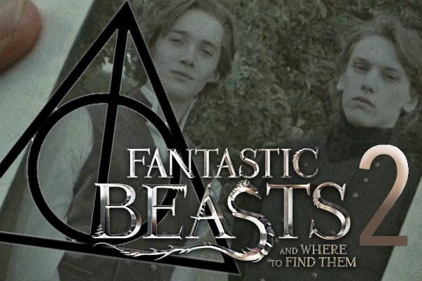 Risultati immagini per fantastic beasts 2