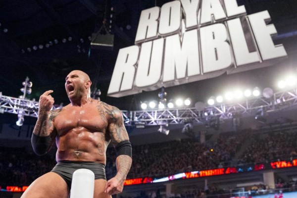 Kurt Angle Addresses Royal Rumble Rumors