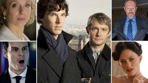 Sherlock Episodes