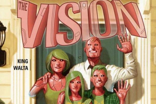 The Vision Tom King