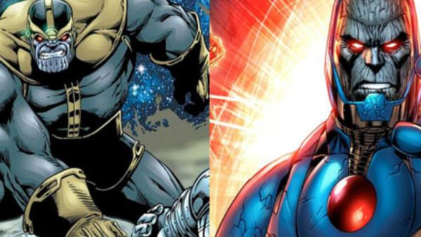 Darkseid Thanos