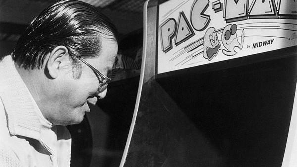 Masaya Nakamura Pac-Man