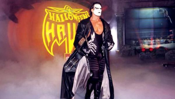 Sting WCW Halloween Havoc