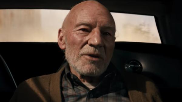Logan Trailer Professor X