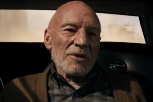 Logan Trailer Professor X