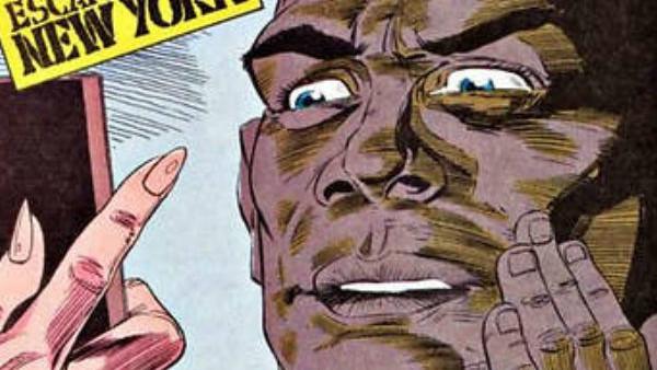 The Punisher Blackface