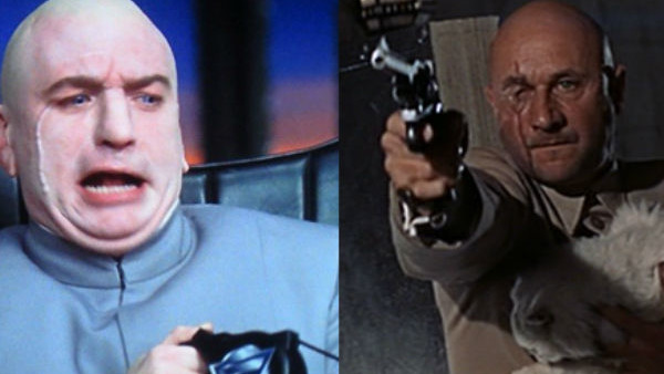 Dr Evil Blofeld