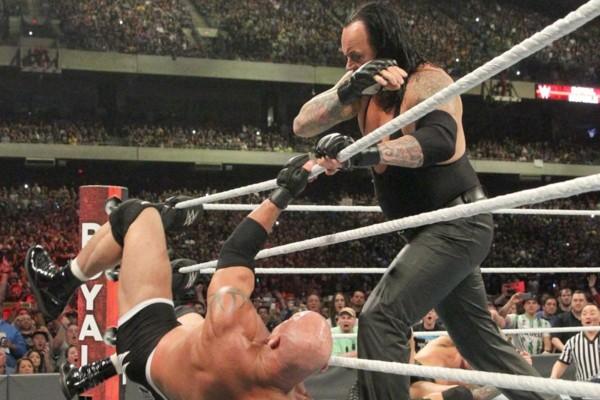 Undertaker Goldberg