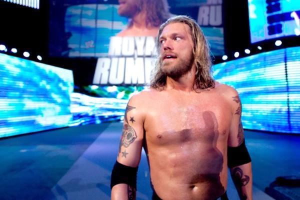 Edge Royal Rumble 2010