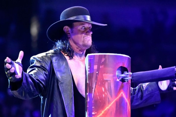 The Undertaker Raw return