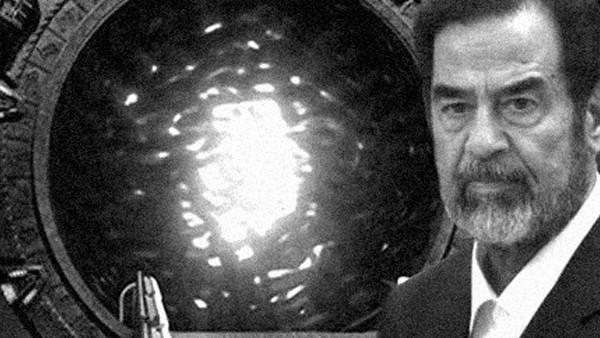 Saddam Stargate