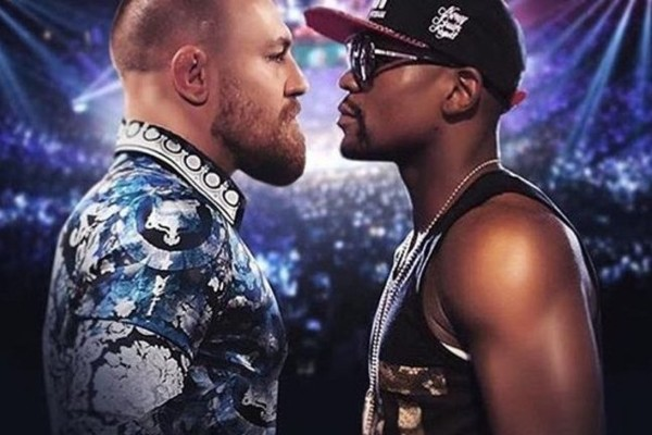 Conor Mcgregor Floyd Mayweather Boxing_3466309
