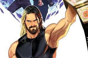 Seth Rollins WWE#01 Boom! Studios