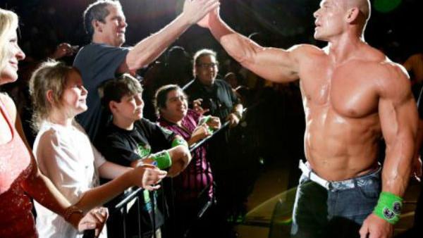 John Cena Live Event