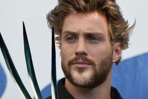 Aaron Taylor Johnson Wolverine