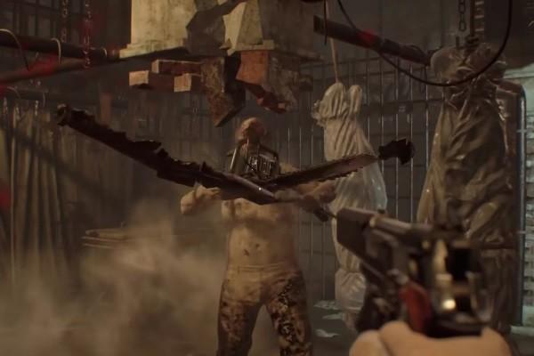 Resident Evil 7 Chainsaw