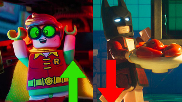 The Lego Batman Movie Batman Robin