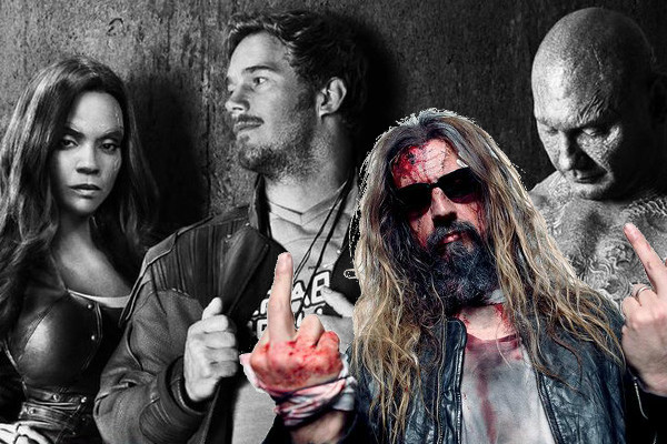 Rob Zombie joins James Gunn for Guardians of the Galaxy Vol. 2