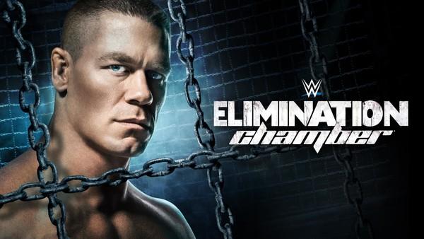 Elimination Chamber 2017