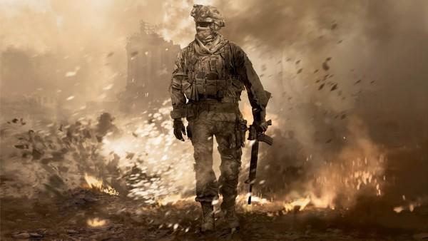 Call Of Duty Modern Warfare 2 2574