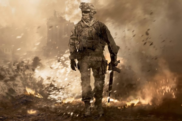 Call Of Duty Modern Warfare 2 2574