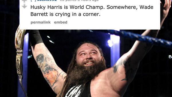 Bray Wyatt Champ