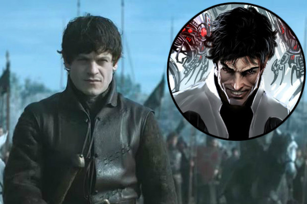 Iwan Rheon Inhumans Maximus