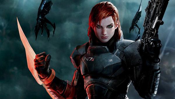 Commander Shepard Mass effect 3