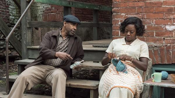 Fences Denzel Washington Viola Davis