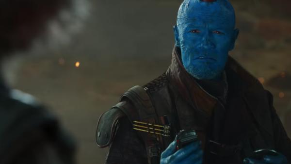 Guardians Of The Galaxy Vol 2 Yondu Joins